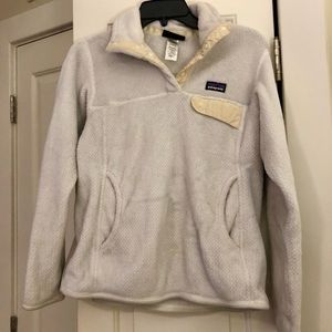 Off White Patagonia Pullover